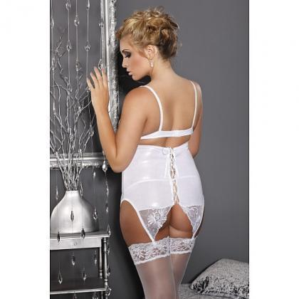 sexy wedding night bridal suspender..