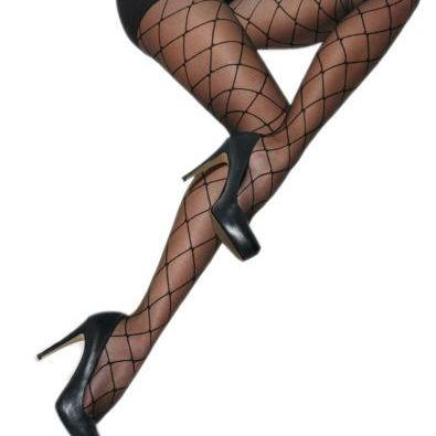 Ladies Patterned Tights 20-40 DEN H..