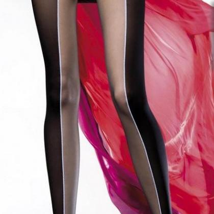 Ladies Patterned Tights 20 DEN Hosi..