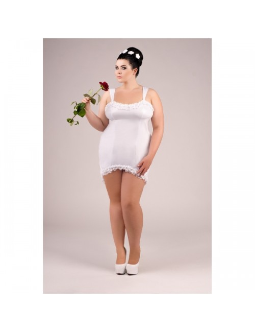 sexy wedding bridal lingerie nightwear chemise camisole big plus queen size  2x 3x 4x x L 64d458c2b